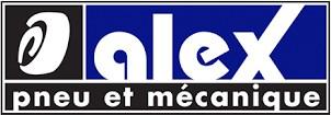 Logo Alex Pneu et mécanique