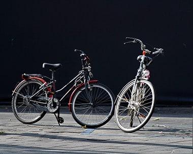 Vélo de courtoisie